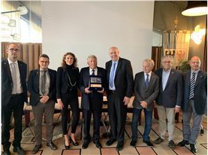 Consiglio regionale TAA | I 90 anni di Fiore Terragnolo festeggiati in Consiglio regionale