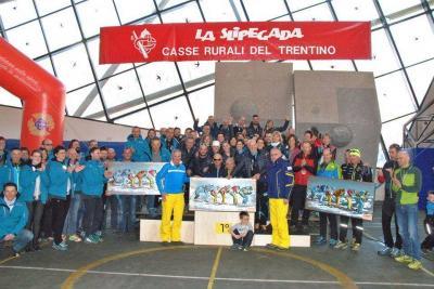 Federcoop | Slipegada 2020: vittoria della Cassa Rurale Dolomiti