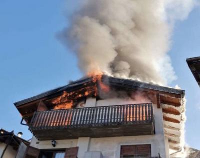 Comune di Trento | Incendio di Vigo Meano, un conto corrente in aiuto delle famiglie