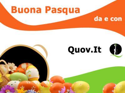 Tantissimi auguri di buona Pasqua