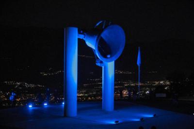 La Notte Blu a Rovereto