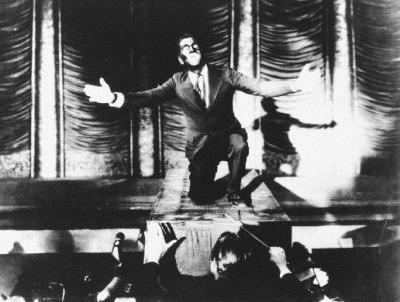 27 ottobre 1927, Il cantante di Jazz