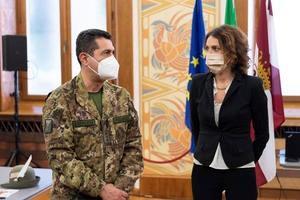 PAT | Emergenza Covid, Figliuolo e Curcio oggi in Trentino