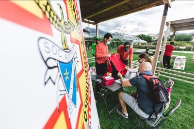 Soccorso alpino | 23 ottobre: Iniziativa di prevenzione sul monte Bondone