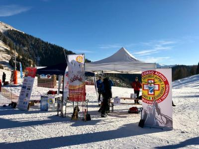 SICURI con la NEVE: domenica una giornata dedicata alla prevenzione degli incidenti in montagna con il Soccorso alpino