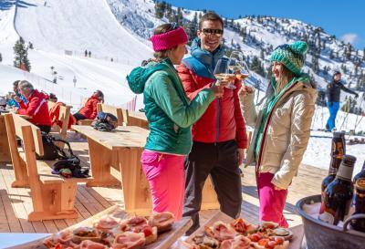 Aperitivi dolomitici in Val di Fassa, Val di Fiemme e Primiero con Happycheese