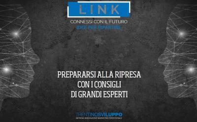 LINK Futuro: il format digitale di Trentino Sviluppo è ora disponibile in e-book