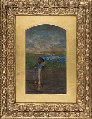 """La Galleria Civica G. Segantini di Arco riapre con la mostra temporanea """"Segantini e la Brianza"""""""
