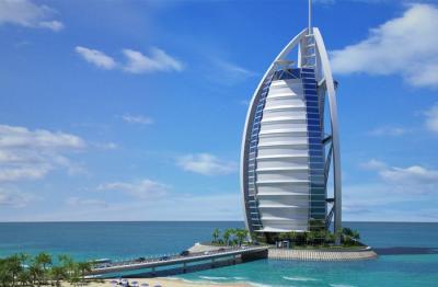 Dubai e la Torre degli Arabi