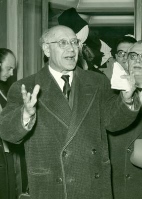 """Paolo Toschi """"L'etnografo felice"""""""