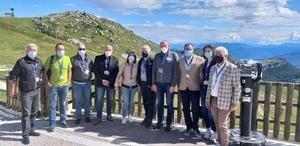 PAT   Monte Baldo, Trentino e Veneto pronti ad avviare un percorso per la candidatura Unesco