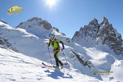 Ski Alp Race 2018 – Il solandro Davide Magnini trionfa sulle montagne di casa!
